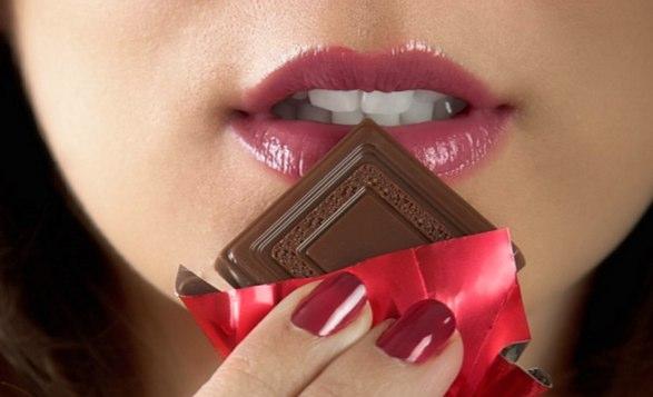 一息入れるための「チョコやお菓子」