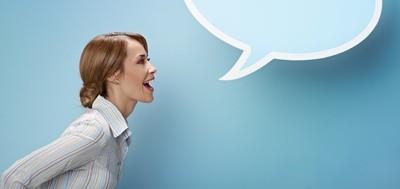 30秒で話す訓練をする