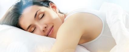 バランスの取れた食生活と十分な睡眠