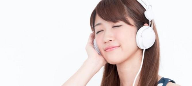 音楽を聴かない