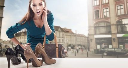 インナーと靴のコーディネート術