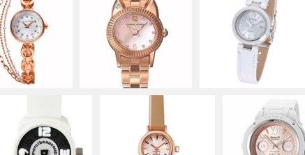 30代女性に人気の腕時計ブランドランキングは?