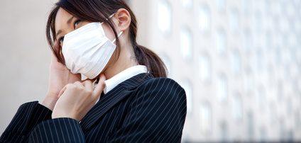 PM2.5や黄砂、花粉から身を守る方法!やっぱりマスクが効果的?