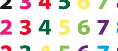 数字が各々で持つ意味