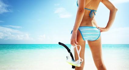 彼氏と海がきれいなリゾート地へ行きたい