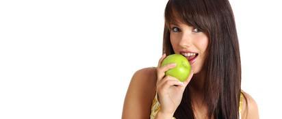 毎朝一個のりんごダイエット
