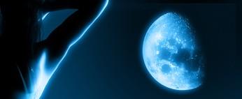 今夜の夜空はブルームーン!満月の夜に捧げる「アファメーション」