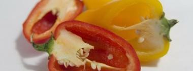 赤パプリカを使った料理レシピ!カプサイシンがシミを消す?