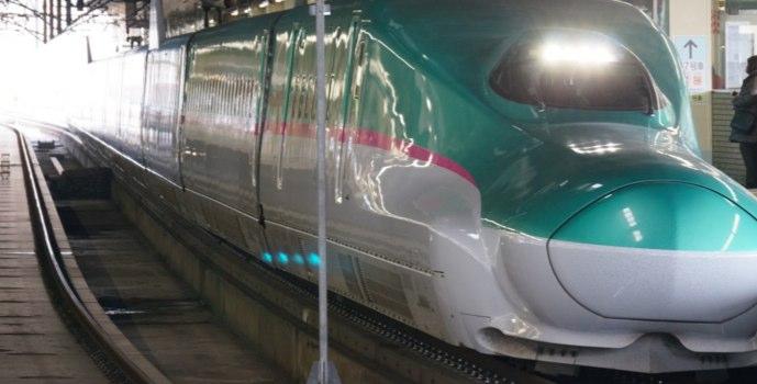 北海道新幹線気になる車両名