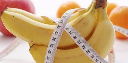 バナナのダイエット効果って?