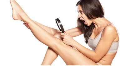 足脱毛の仕方!ムダ毛の自己処理でお肌に負担をかけない方法