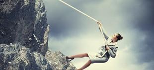 逆境を避けない強さを持つ