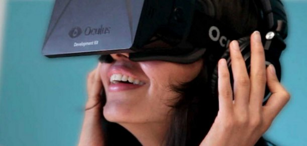 VRバーチャルリアリティの世界が進化している