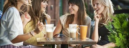 カフェインと上手に付き合おう