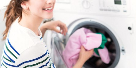 女性の一人暮らしでそろえておきたい洗濯機