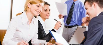 職場の上司や同僚に向けてのプレゼンは「提案・説得」が目的と心得て