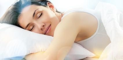 美容効果のあるアレコレに飛びつく前に、睡眠時間を大切にしていました。