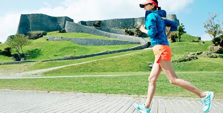 マラソン大会や登山に挑戦する