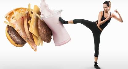 ダイエットとストレス解消を同時に味わえる