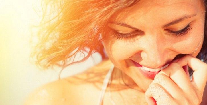 幸せを引き寄せる、光のオーラ