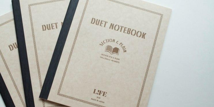 好きなノートを選ぶ
