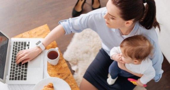 子どもを産み育てる