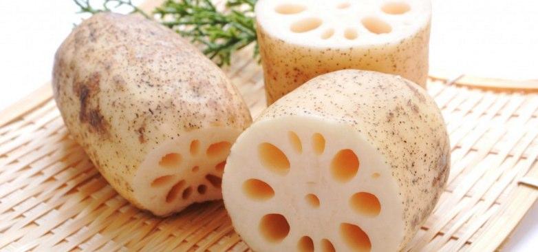 れんこんで免疫力アップ!LPSを多く含む食材を使った風邪対策レシピ