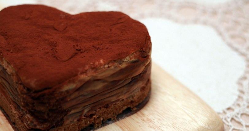 【本命】チョコケーキ