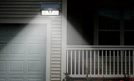 ライトをつける