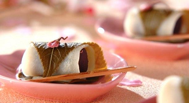 関東で人気の桜餅のレシピをご紹介
