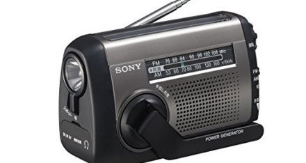 ラジオ(AM/FM)