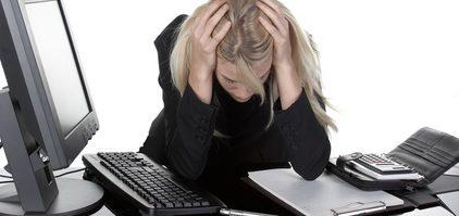 職場のストレスで現れる心理的な反応