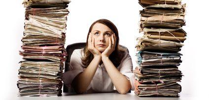 職場のストレスで現れる行動的な反応