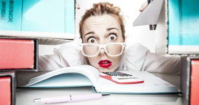 職場のストレスで現れる身体的な反応