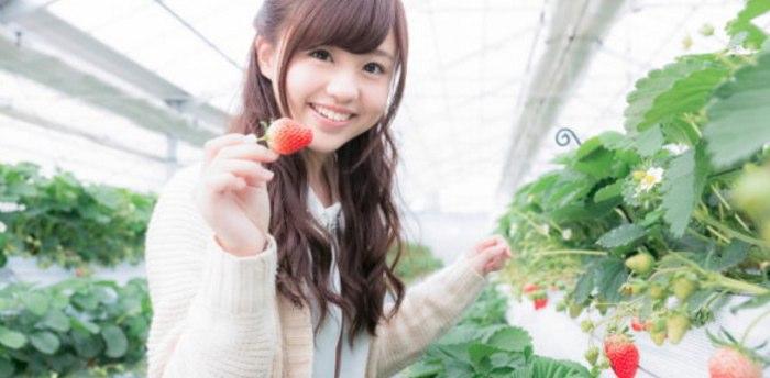 いちごが持つ栄養成分とその効果
