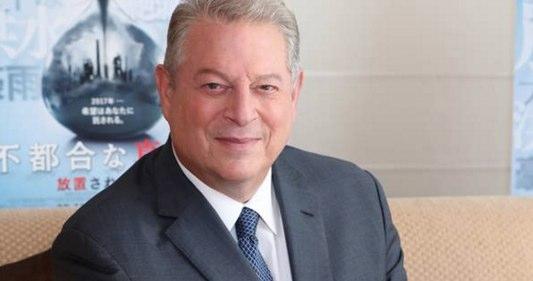 アル・ゴア元アメリカ副大統領