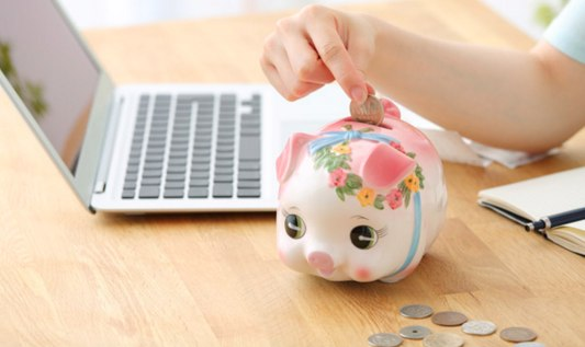 一人暮らし女性が無理なく貯金できる方法