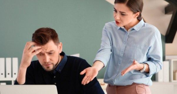 女性管理職ならではの部下を伸ばす説教の仕方